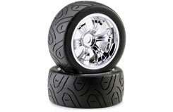 1/8 Truggy LRP Street Wheels - 214000035