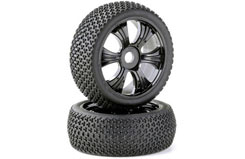 Buggy Wheels Lp Black - 214000053