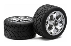 1/5 On Road Wheel Set - 217000001