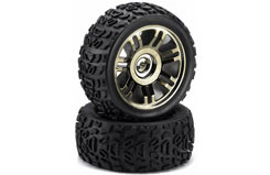 Ar 1/6 Wheels Set - 218000009