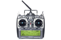 Aurora 9X Transmitter and Maxima 9 - 2210470