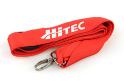HITEC NECK STRAP RED - 22958311