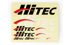 HITEC DECAL SHEET - 22999010