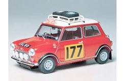 1/24 Morris Mini Rally - 24048