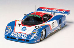 Tamiya 1/24 Nissan R89C Kit - 24093