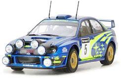 Tamiya Subaru Inpreza 2001 - 24250