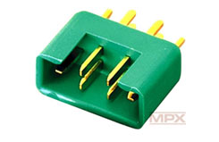 Multiplex High Current Plug (Pk3) - 2585213