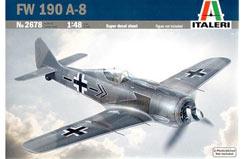Italeri 1/48 FW 190 A-8 - 2678