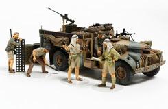 1/35 LRDG with 7 figures LTD - 32407