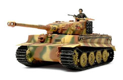 Tamiya 1/48 German Tiger I Late Pro - 32575