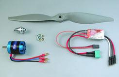 Easycub Motor Set - 332637