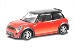 Uni Fortune 3inch Die-Cast Mini Cooper - 344006r