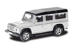 3 Inch Die Cast Land Rover Defender - 344010w