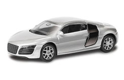 Uni Fortune 3inch Die Cast Audi R8 (Si - 344996s