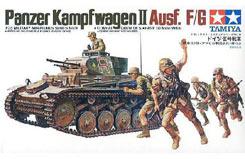 1/35 Ger.Panzerrkampfwagen - 35009