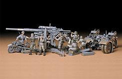 1/35 88Mm Gun Flak 36/37 - 35017