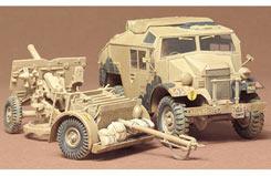 1/35 British 25Pdr Gun&Quad - 35044