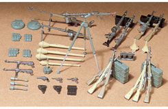 1/35 German Infantry Weapons - 35111