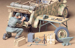 1/35 Kuebelwagen Engine - 35220