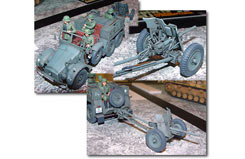 1/35 Krupp Towing Truck - 35259