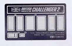 Tamiya Challenger 2 Photo Etched - 35277