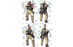 1/16 Modern Us Army Infantryman - 36308