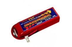 Overlander 3900 45 25C Batt - 39004s25c