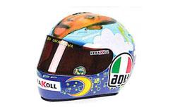 1:8 AGV Helmet Valentino Rossi Moto - 398080076