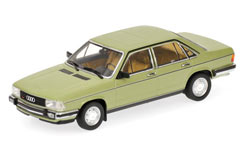 1:43 Audi 100 1979 - Green - 400015102