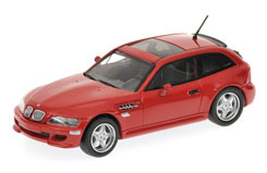 1:43 BMW M Coupe 2002 - Red - 400029062
