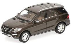 1:43 Mercedes-Benz M-Class 2011 - B - 400030101