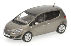1:43 Opel Meriva 2010 - Brown Metal - 400040002