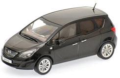 1:43 Opel Meriva 2010 - Black - 400040005