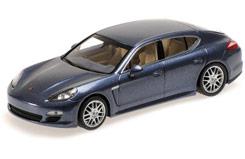 1:43 2011 Porsche Panamera 4S - Blu - 400068260