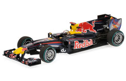 1:43 Red Bull Racing Renault RB6 - 410100105