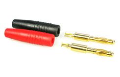 J.Perkins 4mm Gold Bannana Plugs (P - 4409270