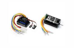 Tamiya B/Less ESC w/12T Motor Set - 45039