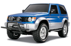 Mitsubishi Pajero Metaltop Wide Ltd - 49490