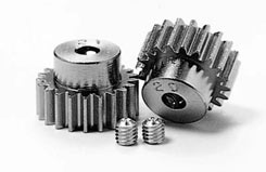Tamiya 20 & 21 Tooth AV Pinion Set - 50356