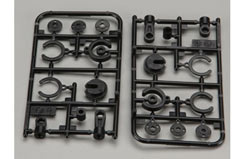 Tamiya CVA Mini Shock Unit V Parts - 50598