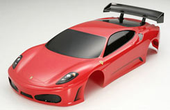 Tamiya Ferrari F430 Body Painted - 51202