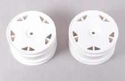 Tamiya 1/10 Astral Dish Front Wheel - 51206