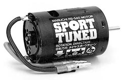 Tamiya RS540 Sport Tuned Motor - 53068