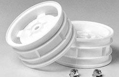 Tamiya 1/10 Front Star Dish Wheels - 53089