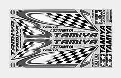 Tamiya Branded Marking Sticker - 53550