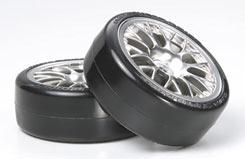 Metal Plated Mesh Wheels - 54021