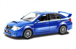 UF 5inch Die Cast Subaru WRX Sti - Re - 544009b