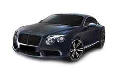 UF 5inch Die Cast Bentley Continental - 544021b