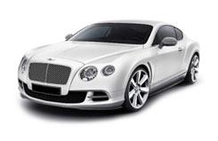 UF 5inch Die Cast Bentley Continental - 544021w