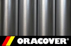 Silver Oracover 2Mt - 5524091